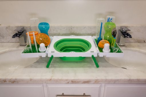Sinkboss | Portable Sink | All In One Solution Cleaner